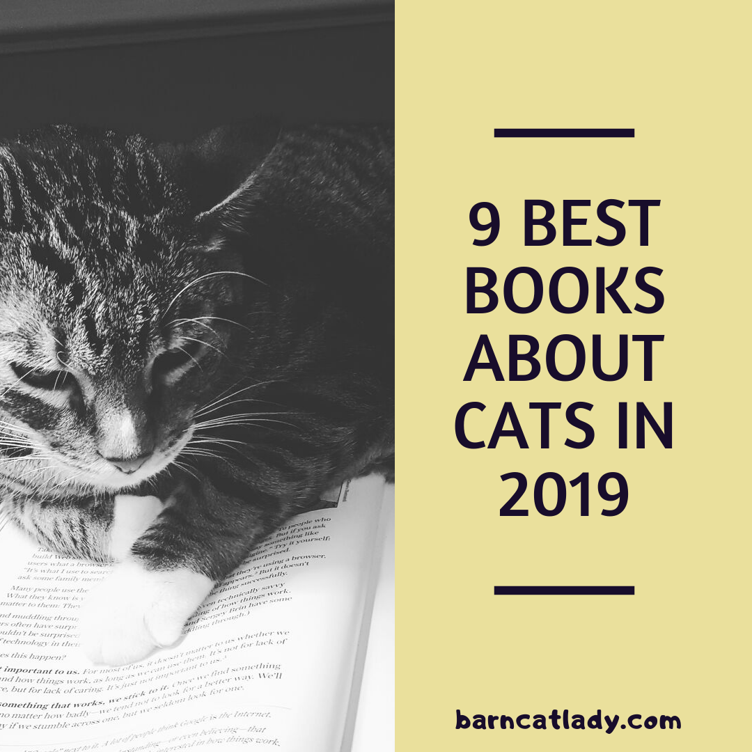 The 9 Best Books About Cats in 2019